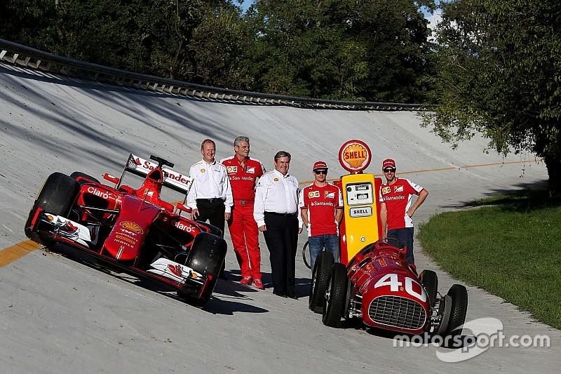 Ferrari: la Shell prolunga la collaborazione tecnica