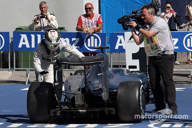 Mercedes would welcome tighter tyre checking procedure