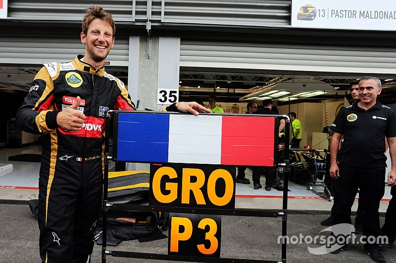 Lotus - La F1 peine à se montrer sous un jour positif