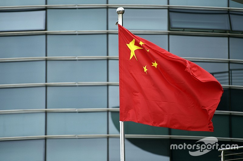 Team China Racing investiert in die Motorsport.com GmbH