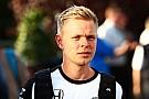Mi experiencia en F1 es una ventaja enorme, dice Magnussen