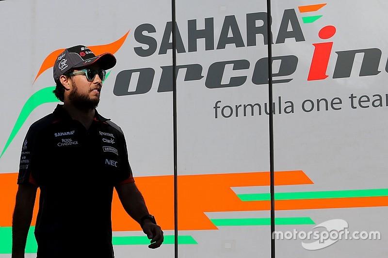 В Сингапуре Force India объявит о контракте Переса