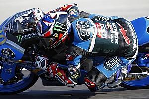 Moto3 Actualités Le Français Quartararo se fracture le pied en Essais Libres