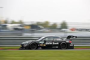 DTM Отчет о тренировке Пилоты BMW подтвердили преимущество в сокращенной тренировке