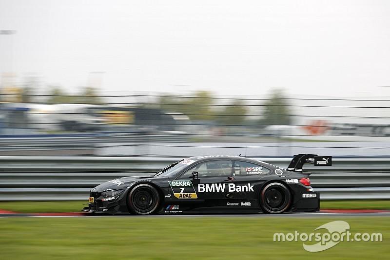 Пилоты BMW подтвердили преимущество в сокращенной тренировке