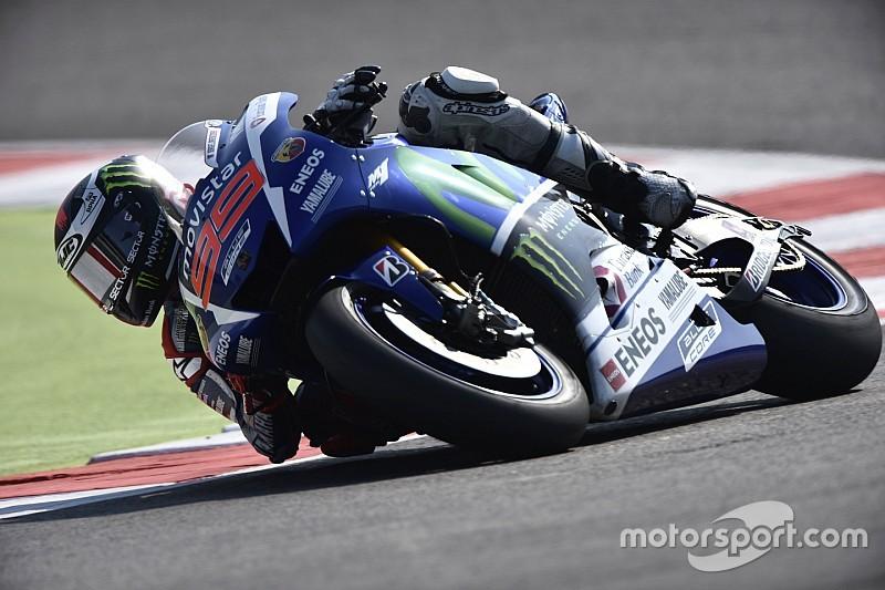 Lorenzo bate recorde e conquista pole em Misano; Rossi é 3º