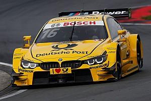 DTM Отчет о гонке Глок выиграл субботнюю гонку в Ошерслебене