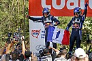 Ogier wins third World Championship