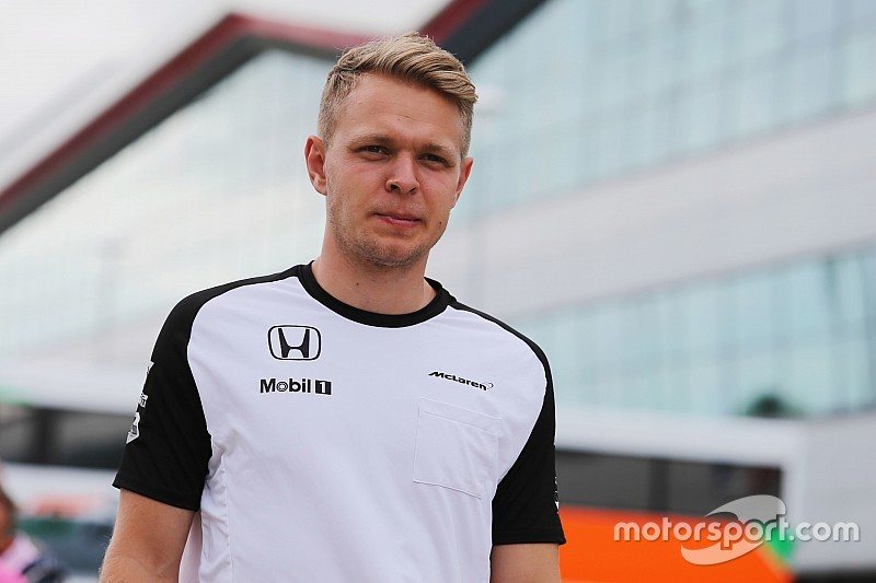 Magnussen: I wasn't ready to give up F1 dream