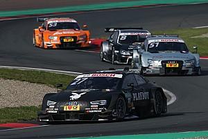 DTM Новость Прямой эфир: вторая гонка DTM в Ошерслебене