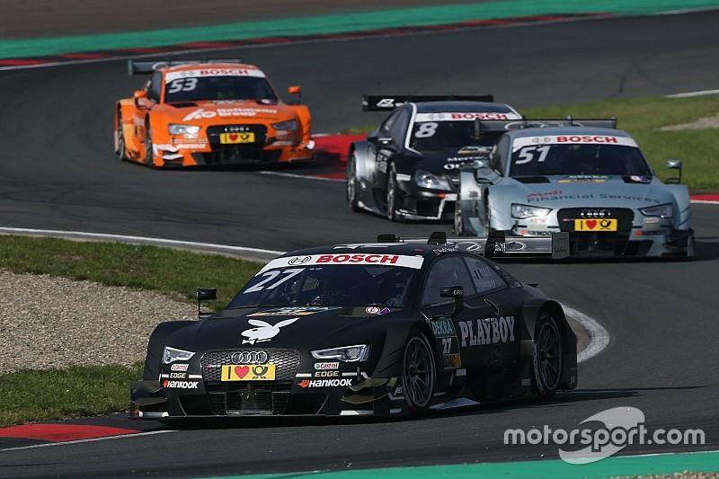 Прямой эфир: вторая гонка DTM в Ошерслебене