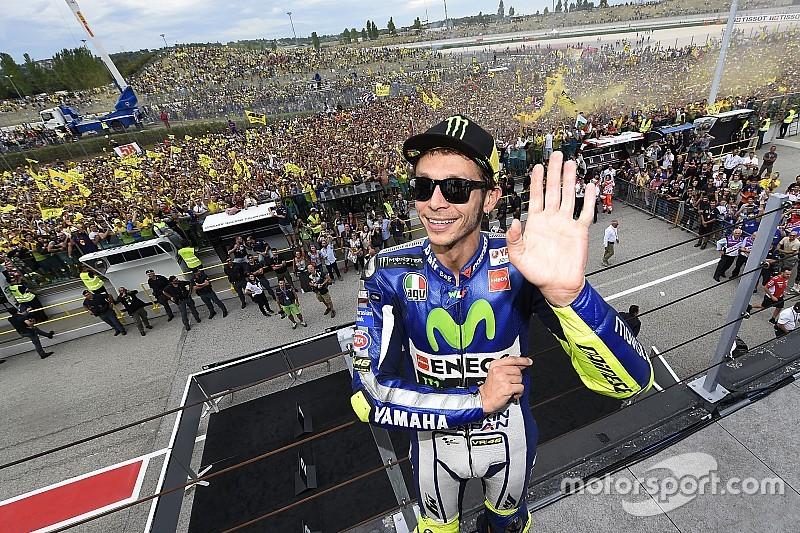 """Valentino Rossi - """"Je ne peux pas me permettre de gérer"""""""