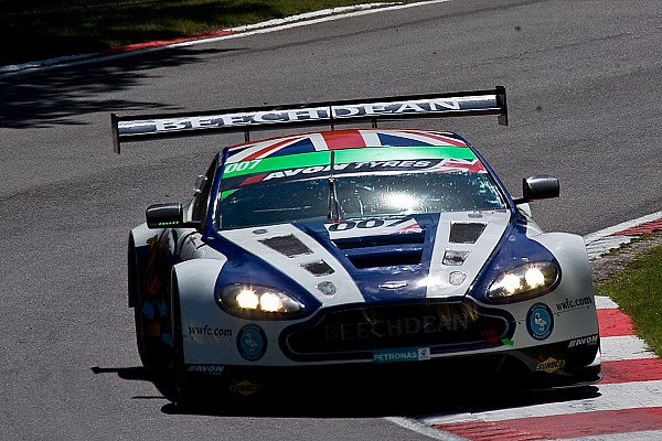 British GT Breaking news Adam ecstatic at first British GT title as Beechdean sweep GT3 and GT4