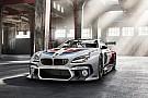 La BMW M6 GT3 prête à entrer dans l'arène