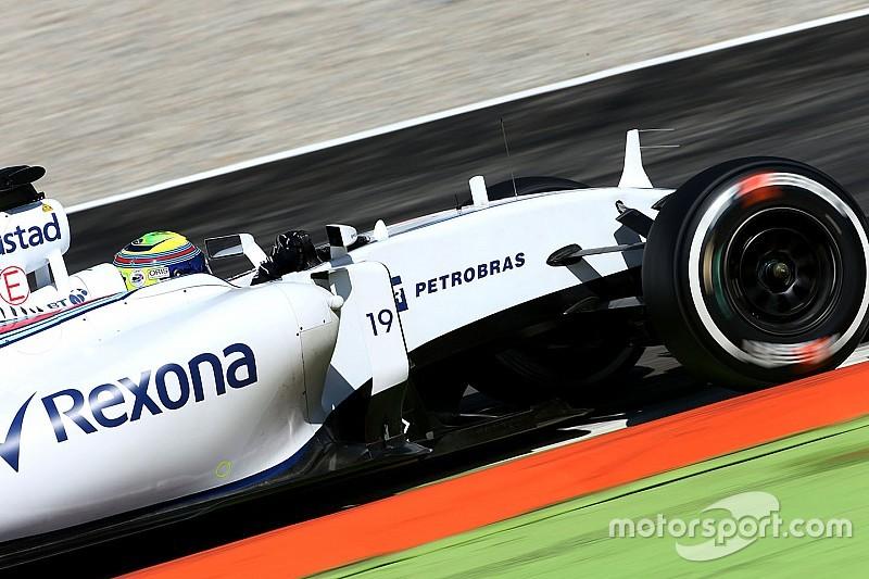 В Williams надеются догнать Ferrari в Сингапуре