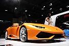 La Lamborghini Huracan se dévoile en version Spyder
