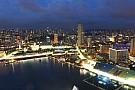 Situação do ar melhora para GP de Cingapura