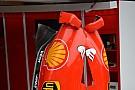 Ferrari: tornano le fiancate scavate da alto carico