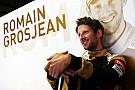 Grosjean -