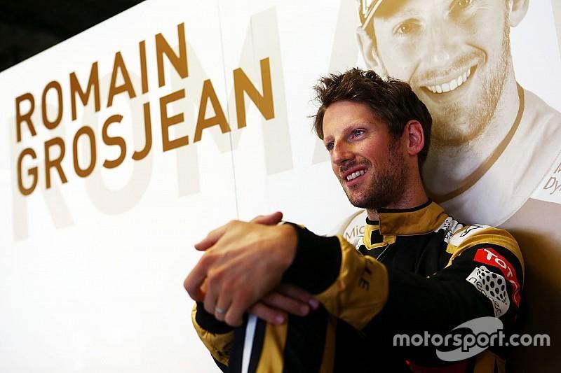 """Grosjean - """"J'ai pris ma décision"""" pour 2016"""