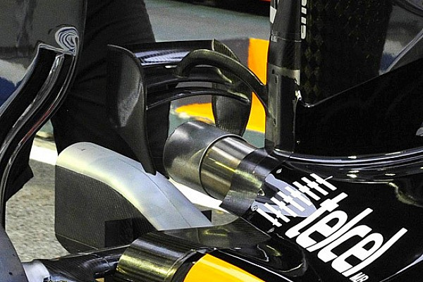 Force India: spunta il Monkey seat con tre piccoli flap
