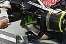 Red Bull: prove aerodinamiche sul nuovo badge board