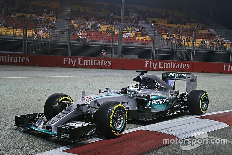Hamilton s'attend à devoir se battre ce weekend