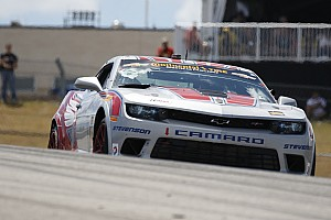 IMSA Others Race report Stevenson Motorsports in catbird seat for Continental Tire championship after fourth win