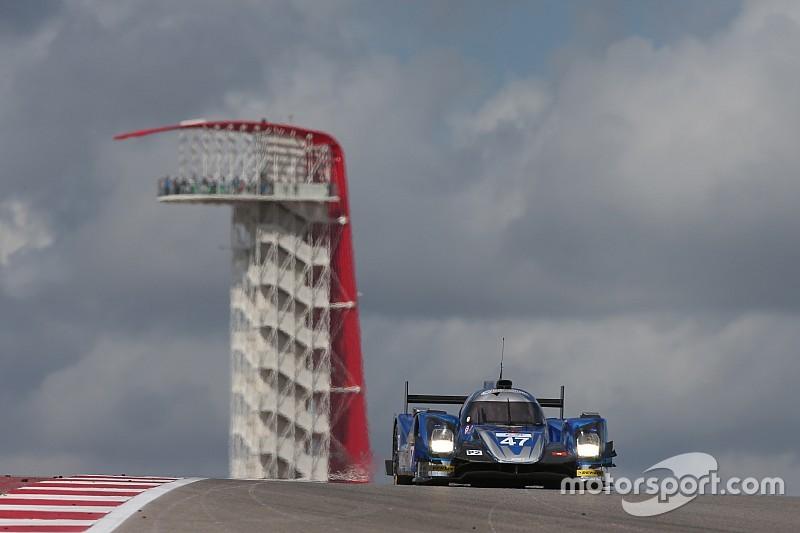KCMG loses LMP2 class pole