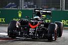 Alonso - McLaren peut viser la Q3