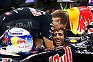 Риккардо: Я думал, в Mercedes скрывают силу