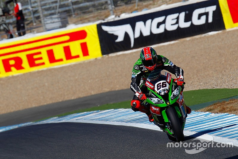 Sykes claims Spanish Superpole with new outright record