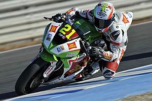 Superstock 600 Ultime notizie Rinaldi sbanca Jerez ed è secondo in campionato
