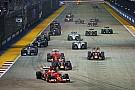 Положение в общем зачёте и Кубке конструкторов после ГП Сингапура