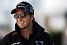 В Force India продлили контракт с Пересом