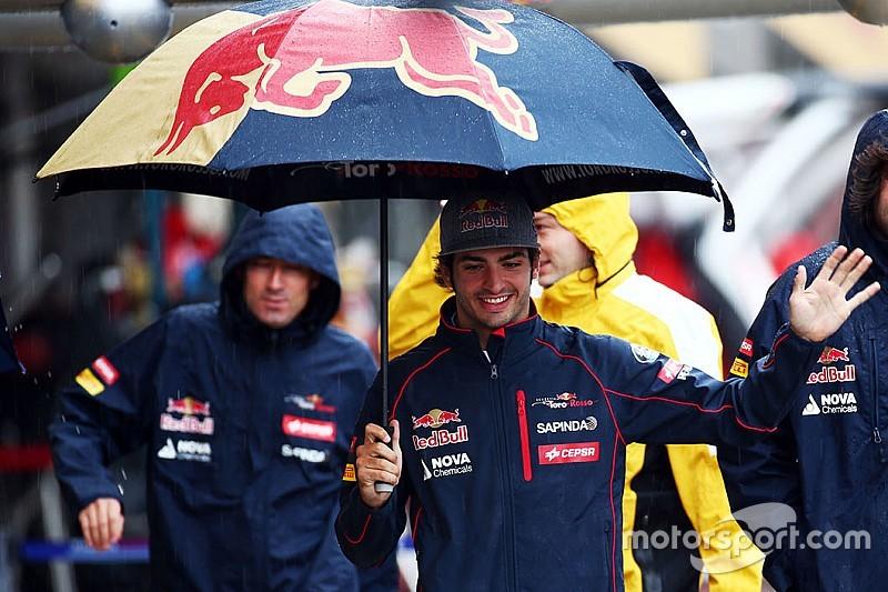 "Sainz says no problems with ""bad boy"" Verstappen"