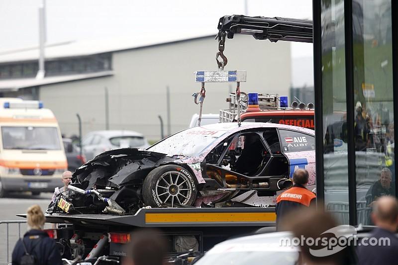 机械故障导致奥尔在奥舍斯莱本撞车