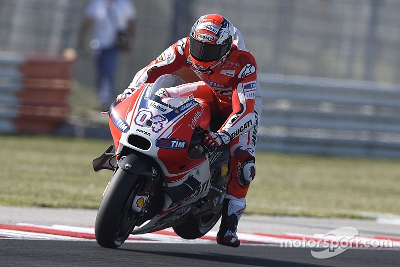 Ducati needs more time to win races – Dovizioso