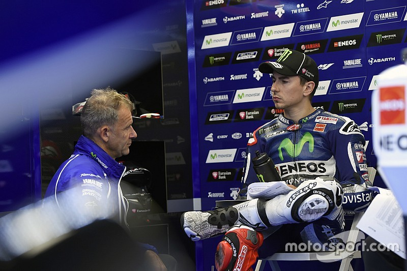 Lorenzo espera remontar en Aragón