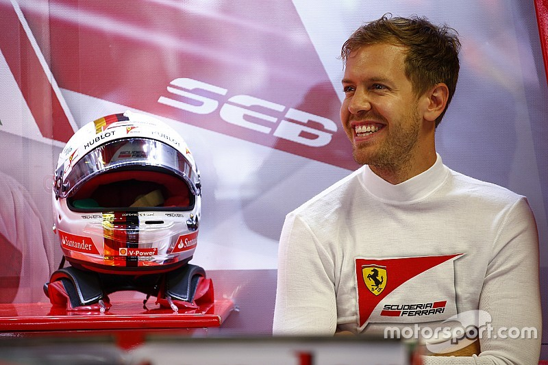 Vettel recuerda que no son favoritos este fin de semana