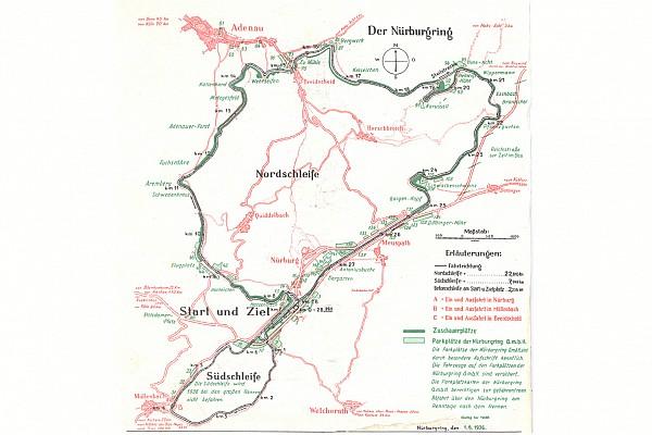 90 Jahre Nürburgring: Wie alles begann