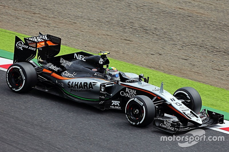 Perez says Lotus will be Force India's target at Suzuka