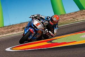 Moto2 Relato de classificação Com tranquilidade, Rabat conquista pole em Aragón