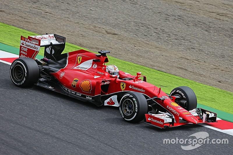 """Vettel satisfait après une course """"fantastique"""""""