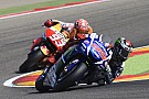 Lorenzo: Marquez crashing was a