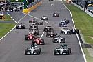 В Mercedes объяснили плохой старт Росберга проблемами с мотором