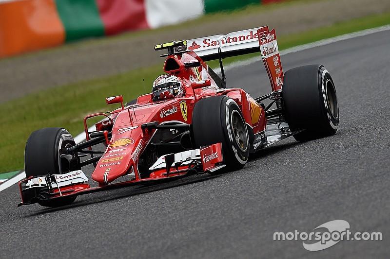 """Räikkönen  - """"La Scuderia Ferrari se surprend elle-même"""""""