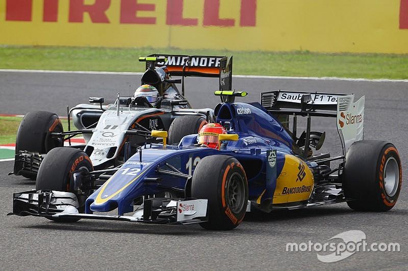 Force India e Sauber portano la F.1 davanti all'U.E.