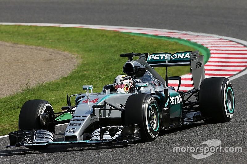 Mercedes ainda teme queda de performance de Cingapura