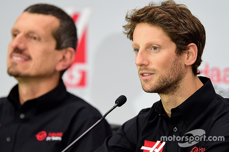 "Steiner on Grosjean hire: ""He's still hungry"""